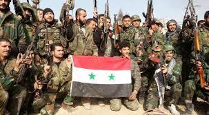 Photo of الجيش السوري يحرر بلدة كفرزيتا