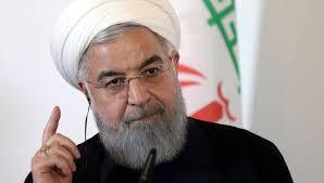Photo of روحاني: المنطق مقابل المنطق والقوة مقابل القوة