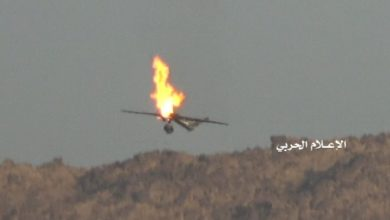 Photo of الدفاعات الجوية اليمنية تسقط طائرة امريكية