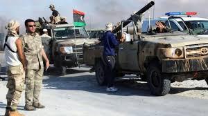 Photo of تواصل  الاشتباكات على تخوم طرابلس وقتل وأسر 30 من عناصر الوفاق