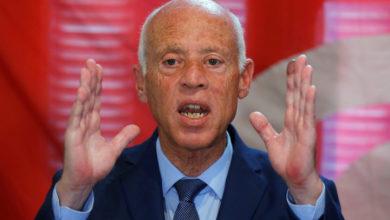 Photo of سعيّد يتهم النظام السياسي الحالي بأنه وراء البؤس الذي تعيشه البلاد
