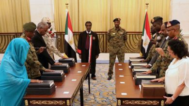 Photo of تشكيل مجلس الأمن والدفاع بالسودان