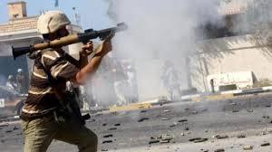 Photo of خاص: الجيش الليبي يصيب المليشياوي رمزي خلاط الماقوري