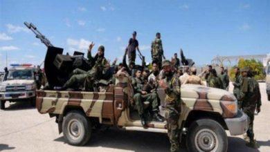 Photo of تقدّم للجيش الليبي في عدة محاور حول طرابلس
