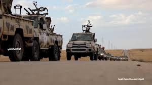 Photo of أنباء عن تقدم الجيش الليبي في محاور القتال