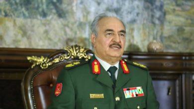 Photo of لافروف: حفتر ليس رمزا للانفصال في ليبيا