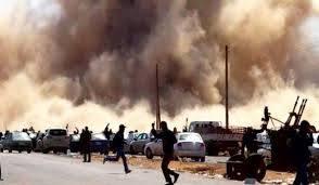 Photo of مصر تبحث الأزمة الليبية  مع واشنطن
