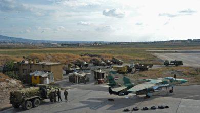 Photo of القوات الروسية تدخل قاعدة سيرين الجوية في شمال سوريا