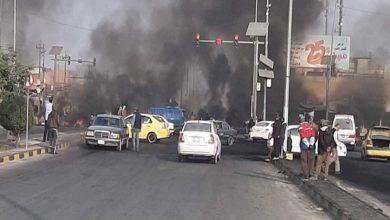 Photo of العراق: المتظاهرون يعيدون نصب الخيام وسط تخوف من التصعيد
