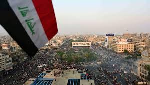 "Photo of العراق: المحتجون يصرون على إسقاط النظام ويتهمون ايران ب""هندسته"""