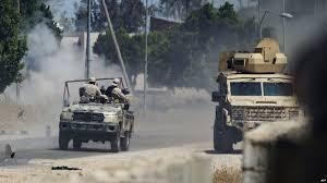 Photo of تواصل الإشتباكات العنيفة في محاور القتال بطرابلس
