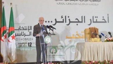 Photo of تبون رئيسا جديدا للجزائر