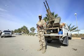 Photo of سلاح الجو الليبي يواصل عملياته ضد الميليشيات المسلحة