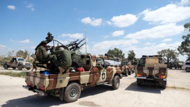 """Photo of الجيش الوطني الليبي  :نجاح في تدمير عشرات الطائرات التركية """"المسيرة"""" وتقدم  في عدة محاور"""
