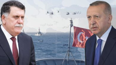 Photo of تعنت السراج وأردوغان يدفع المنطقة إلى مزيد التوتر