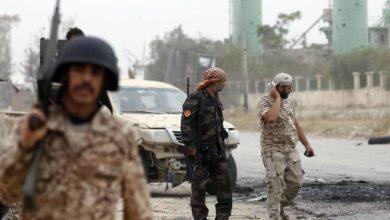Photo of الجيش الليبي يواصل حربه على الإرهاب