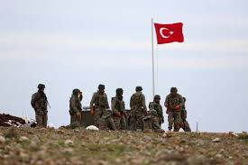 Photo of خبراء: تمركز عسكريين أتراك في دولة حدودية إفريقية مع ليبيا