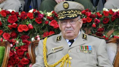 Photo of وفاة رئيس الأركان الجزائري
