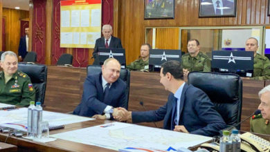 Photo of بوتين والأسد يناقشان خطط القضاء على الإرهاب في إدلب