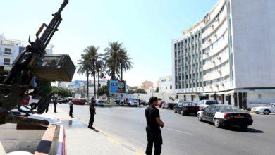 Photo of موقع عسكري إيطالي:تركيا تنشئ مهبط طائرات بين مباني سكنية في طرابلس