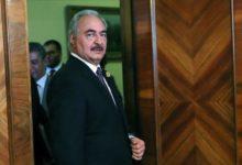 Photo of حفتر للسفير الأمريكي:هدف الجيش تطهير ليبيا من الإرهابيين والمرتزقة