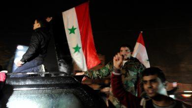 Photo of حلب تحتفل بتحرير ريفها من الإرهابيين