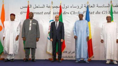 Photo of الرئيس الموريتاني:أزمة ليبيا مصدر قلق لدول الساحل