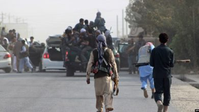 Photo of قتلى في قصف لحركة طالبان في أفغانستان