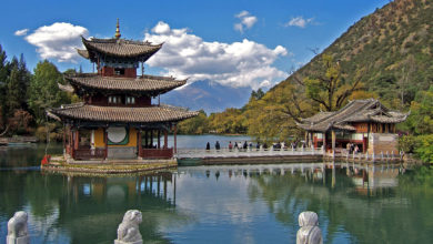 Photo of الصين .. الأرض الطيبة