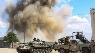 Photo of الجيش الوطني الليبي يسيطر على  مدن وبلدات غرب البلاد ووسطها