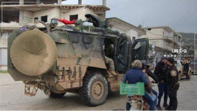 Photo of دورية مشتركة روسية –تركية في ادلب