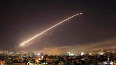 Photo of الدفاعات الجوية السورية تتصدى لعدوان صهيوني