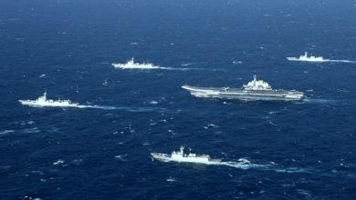 Photo of حرب باردة بين الصين وأمريكا في بحر الصين الجنوبي