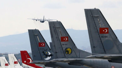 Photo of صحيفة ألمانية:تركيا أرسلت خلال 7 أيام 10 طائرات شحن محملة بالسلاح إلى ليبيا