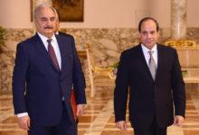 Photo of تفاصيل مبادرة السيسي لحل الازمة الليبية