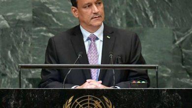 Photo of وزير خارجية موريتانيا:الوضع الأمني بمنطقة الساحل يتدهور بشكل واضح