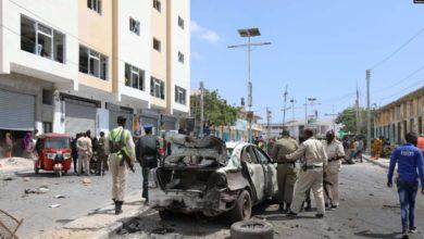 Photo of قتلى وجرحى في تفجير حافلة ركاب بالصومال