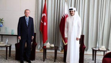 """Photo of تميم وأردوغان ولقاء""""الإخوان""""التآمري"""