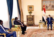 Photo of دعوة الرئيس السيسي للمشاركة في مراسم توقيع اتفاق السلام بين الحكومة السودانية والحركات المسلحة