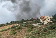 Photo of انفجار قوي بمنطقة عين قانا اللبنانية