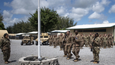 Photo of حركة الشباب تشن هجوما على قاعدة عسكرية كينية