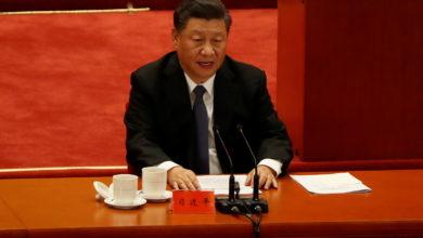 Photo of الرئيس الصيني:ضرورة التحدّث إلى المعتدين باللغة التي يعرفونها:العنف يجب أن يقابل بالعنف