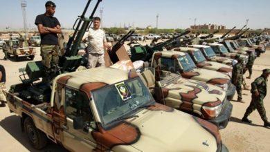 Photo of الجيش الوطني الليبي يجري مناورة محاكاة لهجوم مفترض على بنغازي