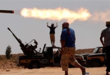 Photo of تقرير أمريكي:10 آلاف مقاتل أجنبي شاركوا في الصراع الليبي
