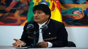 Photo of الرئيس البوليفي السابق موراليس يعود إلى بلاده بعد دحر اليمين الرجعي