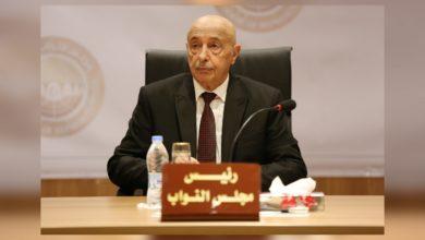 Photo of رئيس مجلس النواب الليبي يرفض التفاوض في غدامس