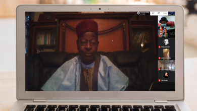 Photo of interview exclusive avec le candidat a la presidence du Niger : Mahamane Ousmane