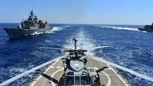 Photo of مناورات بحرية تركية بالذخيرة الحية شرقي المتوسط