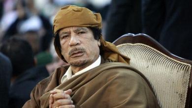 Photo of قذاف الدم:رفات الزعيم الراحل القذافي ستسلم وستقام له جنازة تليق به