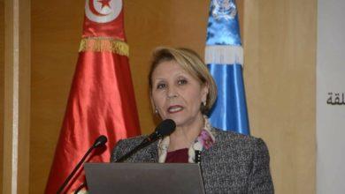Photo of وزيرة المرأة التونسية السابقة تدين الاعتداء على عبير موسي وتدعو إلى ثورة للتصدي للعنف ضد المرأة